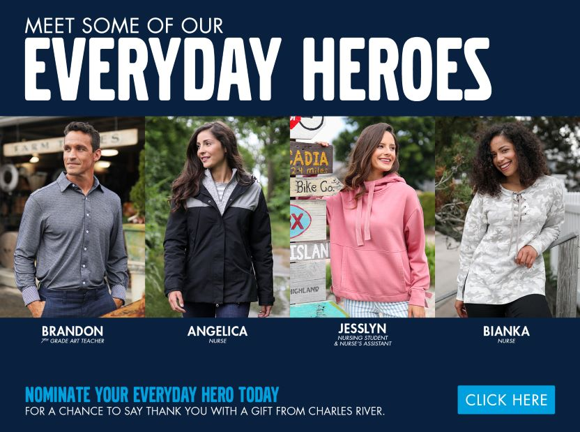 Nominate your everyday hero today!